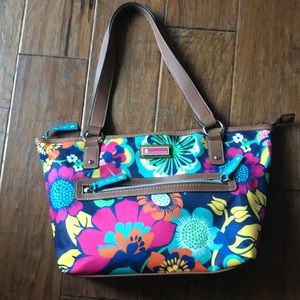 Lilly Bloom shoulder bag. Like new condition
